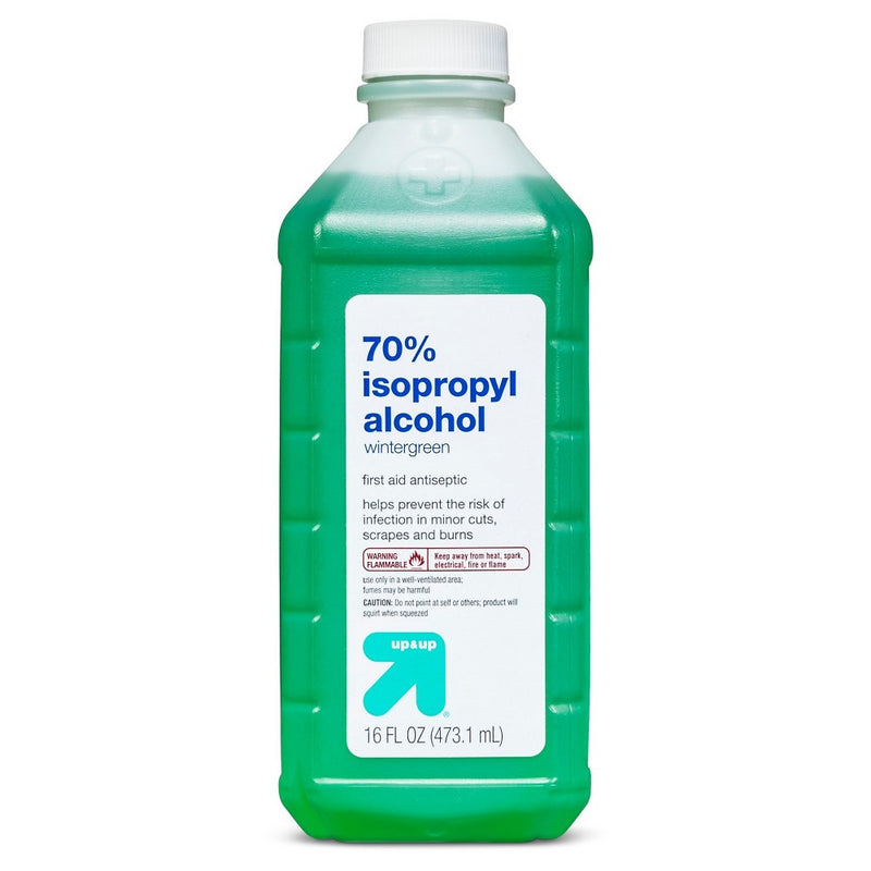 70% Green Alcohol 16oz