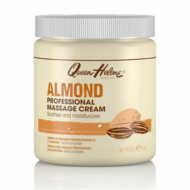 Professional Massage Cream Almond 15oz