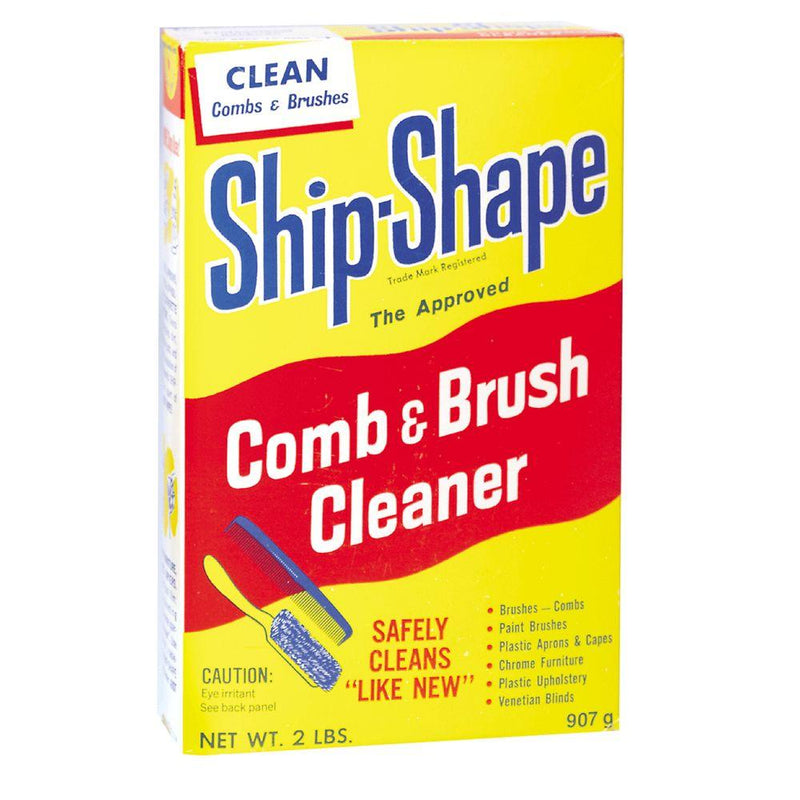 Ship-Shape Powder