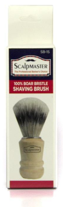 100% Boar Bristle Shaving Brush