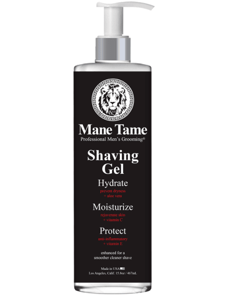 Mane Tame Shaving Gel
