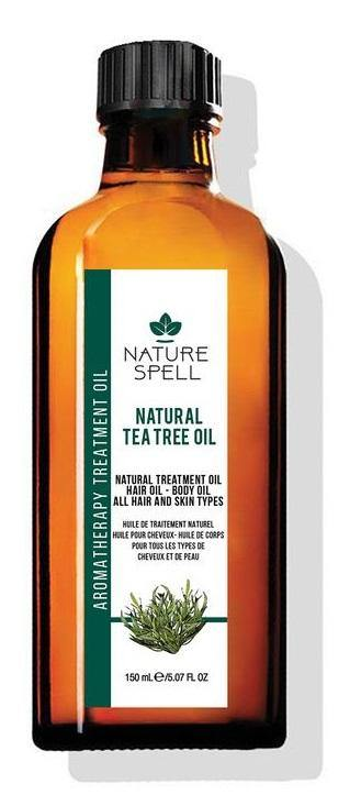 2-In-1 Natural Treatment Oil