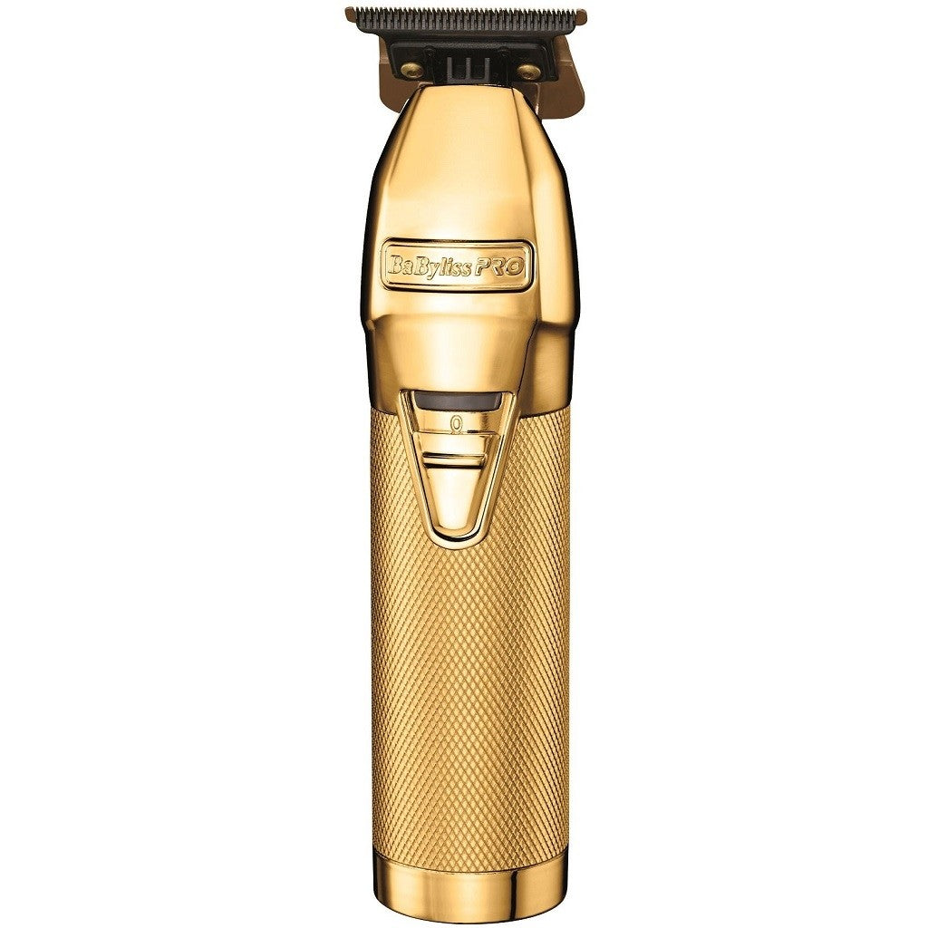 BABYLISS PRO Gold Cordless Trimmer
