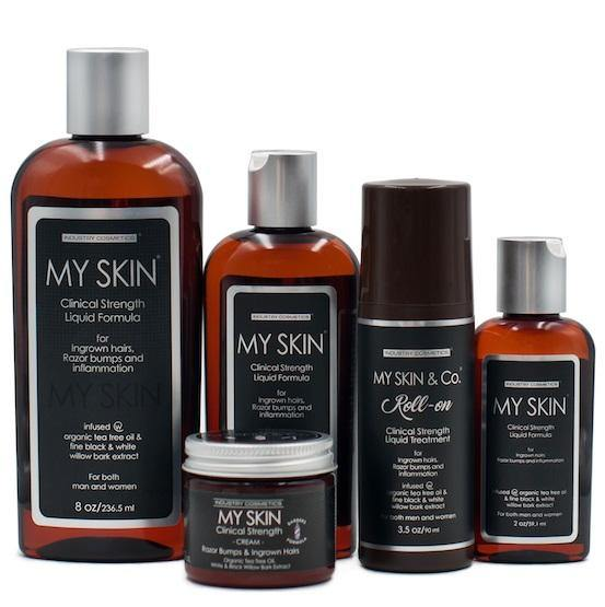 My Skin Men's POS Display