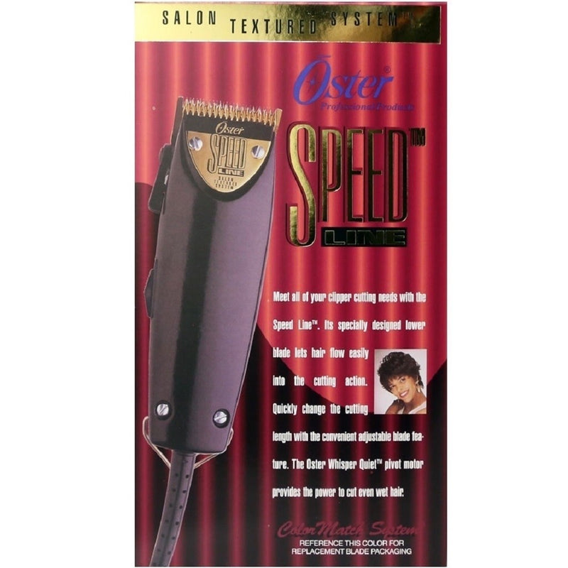 Speed Line Clipper