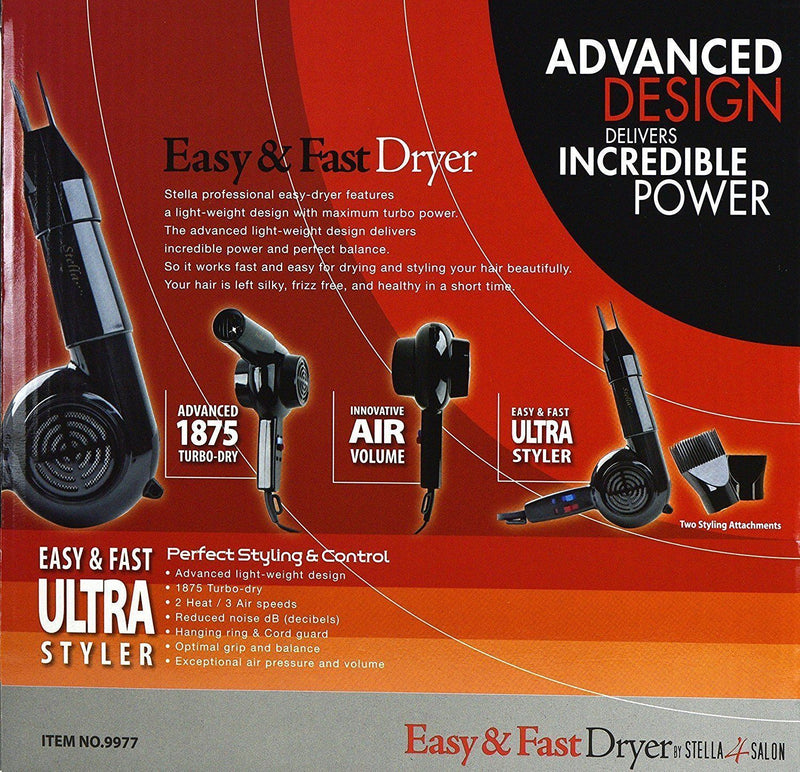Easy & Fast Dryer 1875W