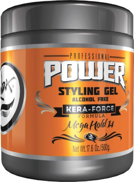 POWER Fix Mega-Hold Styling Gel