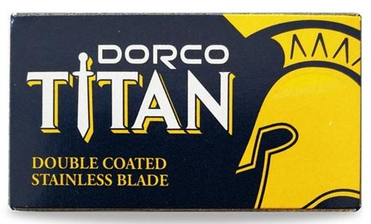 Dorco STL300 Titan Double Coated Stainless Blade