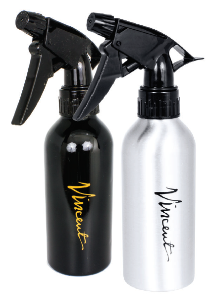 Vincent Aluminum Spray Bottle 10oz