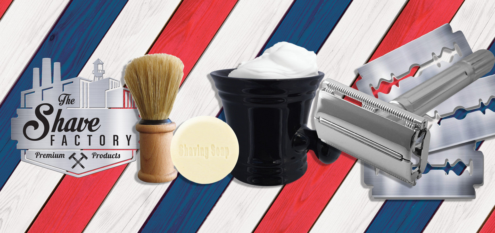 The Shave Factory shaving products