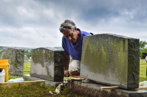 John Klein: Preserving history in the graveyard