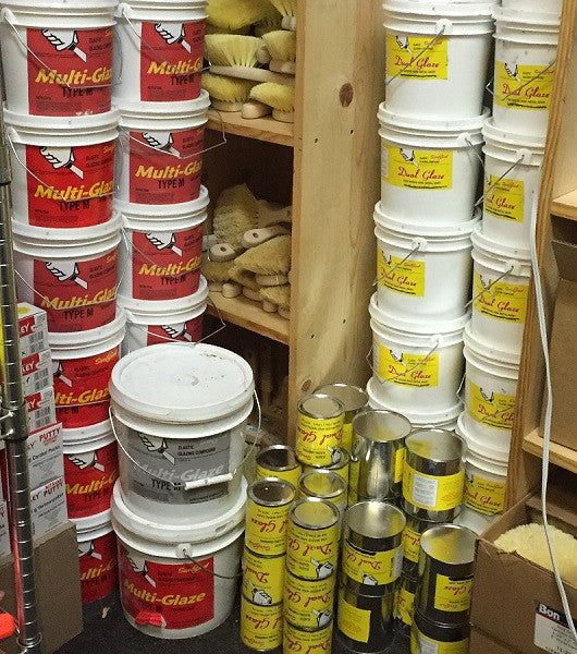 Sarco Putty- A fresh batch now in stock in all sizes