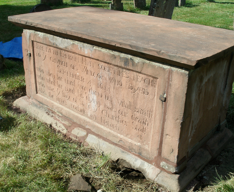 American Gravestone Evolution - Part 1 — Atlas Preservation