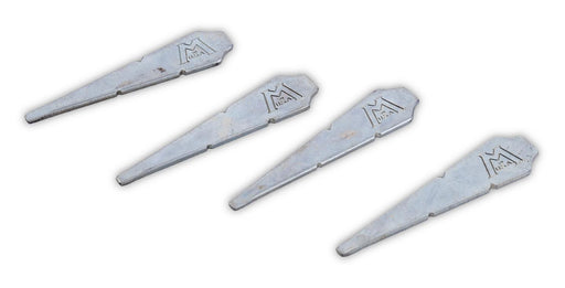 Line Pins (4/Bag)-Marshalltown Tools-Atlas Preservation