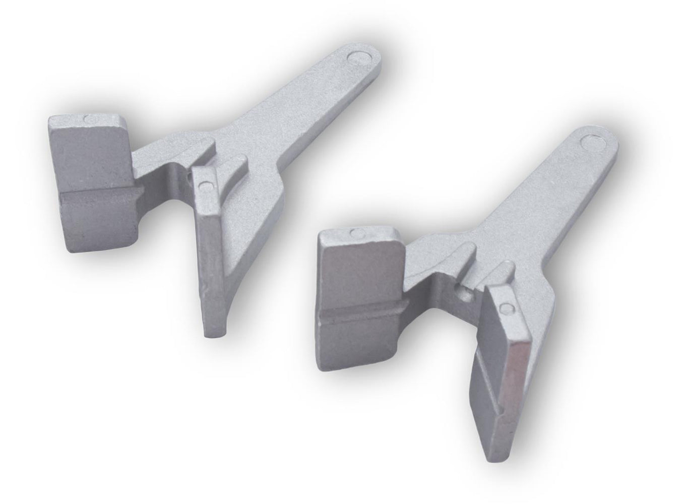 Aluminum Corner Blocks (Pair)-Marshalltown Tools-Atlas Preservation