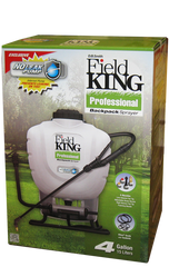 Field King - Field King Professional Backpack Sprayer - 4 Gallon Tank - Atlas Preservation