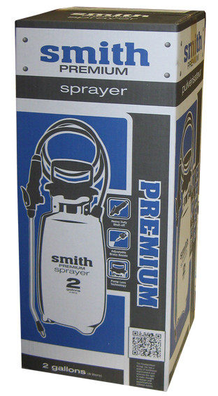 Smith Premium Multi-Purpose Sprayer - 2 Gallon-Smith-Atlas Preservation