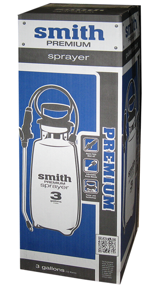 Smith Premium Multi-Purpose Sprayer - 3 Gallon-Smith Sprayers-Atlas Preservation