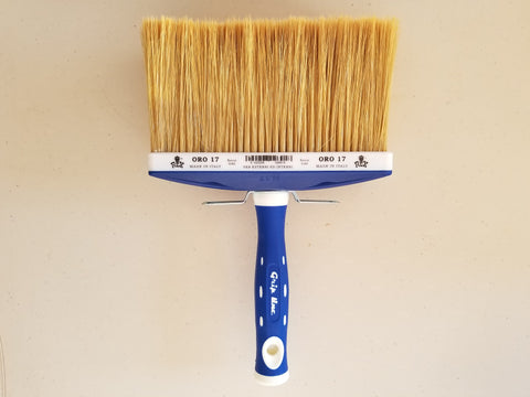 ORO Lime Paint Brush - 6.5""
