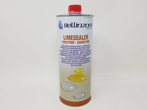 Limesealer - Water and oil repellent, bonding and antiresurfacing-Bellinzoni-Atlas Preservation