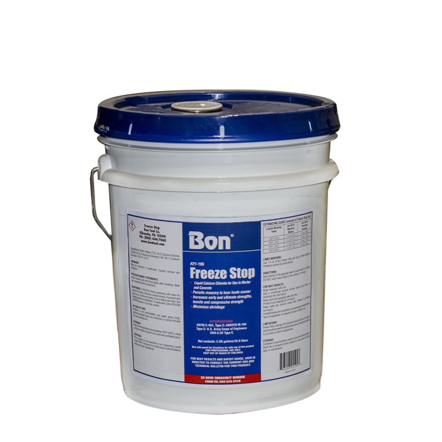 Freeze Stop - 5 Gallon-Bon Tools-Atlas Preservation