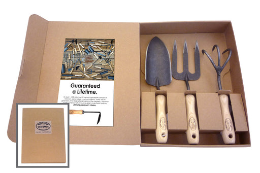 3 Piece Garden Tool Gift Set-DeWit-Atlas Preservation