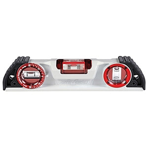 "Torpedo Level 10"" w/ optivision & angle finder-Kapro-Atlas Preservation"