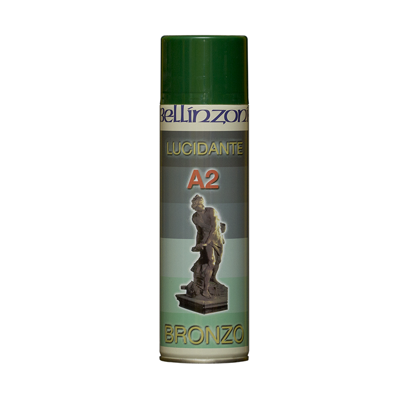 A2 Spray - Spray for Bronze and metals - 500 ml-Bellinzoni-Atlas Preservation