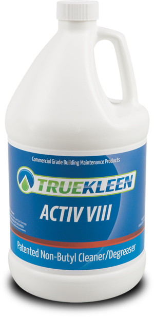 Activ VIII Non-Butyl Cleaner/Degreaser - 1 Gallon-TrueKleen-Atlas Preservation
