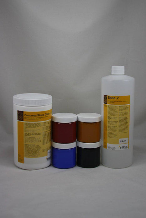 Basic Brick Staining Kit-BEECK Mineral Paints-Atlas Preservation