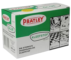 Pratley Clear Epoxy - 500 ML-Pratley-Atlas Preservation