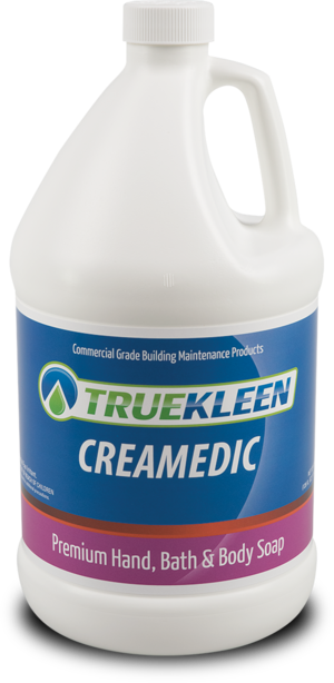 Creamedic Antiseptic Soap - 1 Gallon-TrueKleen-Atlas Preservation