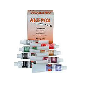 Akepox Epoxy Colorant - Assorted Set (8/Box)-Akemi-Atlas Preservation