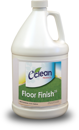 Floor Finish - 1 Gallon-e-Clean-Atlas Preservation