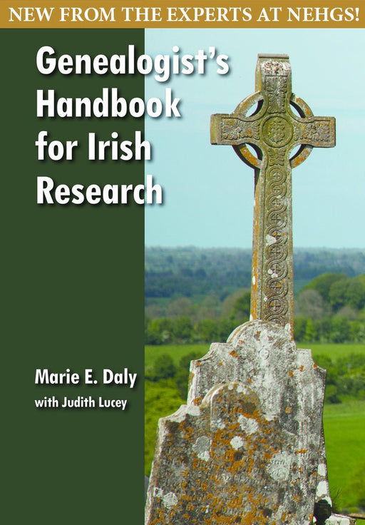 Genealogist's Handbook for Irish Research-New England Historic Genealogical Society-Atlas Preservation
