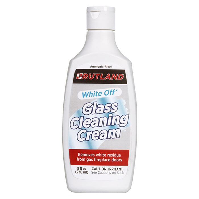 White Off Glass Cleaning Cream - 8 fl. oz.-Rutland-Atlas Preservation