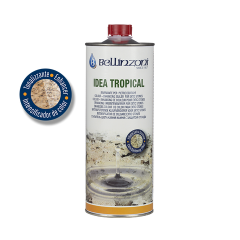 Idea Tropical - Protective agent color intensifier for tropical materials
