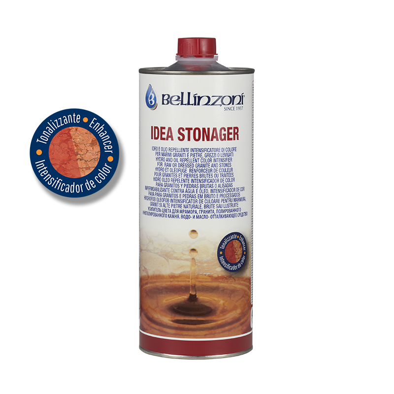 Idea Stoneager - Protective agent color intensifier for marble, granite & stones-Bellinzoni-Atlas Preservation