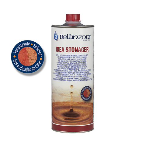 Idea Stoneager - Protective agent color intensifier for marble, granite & stones
