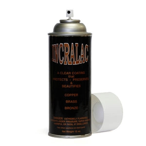 Incralac Aerosol Can - Gloss-Incralac-Atlas Preservation