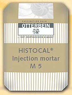 Injection Grout/Mortar 5 - 25kg-Otterbein-Atlas Preservation