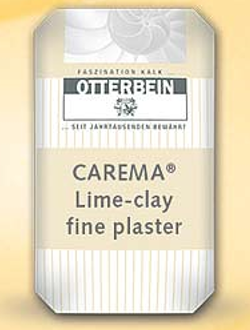 Lime-Clay Fine Plaster