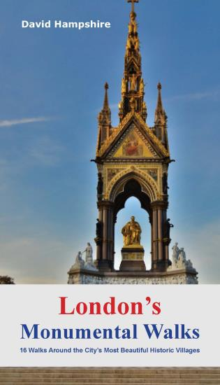 London's Monumental Walks-David Hampshire-Atlas Preservation