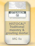 Historic Pointing Mortar - High Strength, Coarse 25kg-Otterbein-Atlas Preservation
