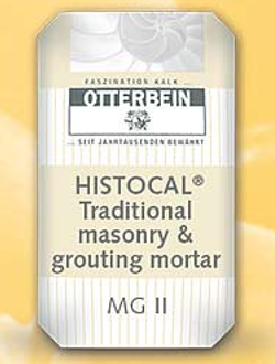 Historic Pointing Mortar - Moderate Strength, Coarse 25kg-Otterbein-Atlas Preservation