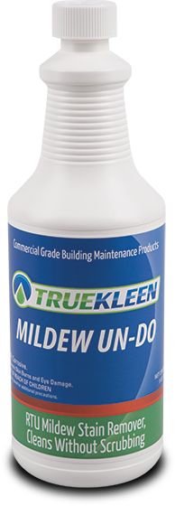 Mildew Un-Do - 1 Quart-TrueKleen-Atlas Preservation