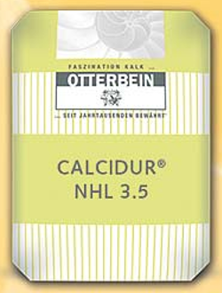 Otterbein - Natural Hydraulic Lime 3.5 - 25 KG - Atlas Preservation