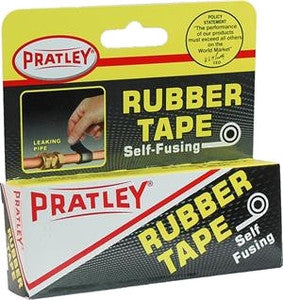 Pratley Rubber Tape - Self Fusing-Pratley-Atlas Preservation