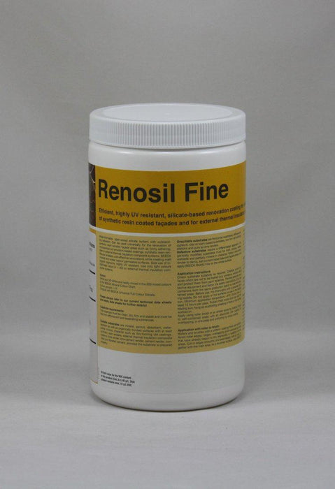 Renosile Fine - White-BEECK Mineral Paints-Atlas Preservation