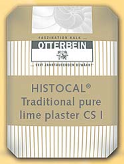 Traditional Lime Plaster - Coarse-Otterbein-Atlas Preservation